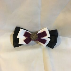 Black Butler Hair Bow